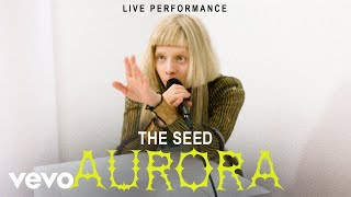 "Aurora   ""The Seed"" Live Performance 