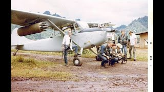 Best Of Vietnam War Forward Air Controller Cessna O-1 L19 Birddog Flight Videos