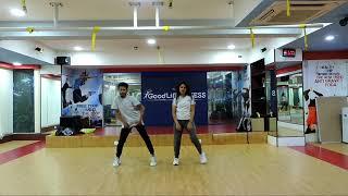Aaja meri bike pe - Tony Kakkar /ZafFit /Zafar Ahmed Choreography