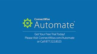 ConnectWise Automate video