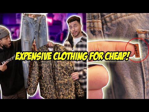 TIPS & TRICKS FOR FINDING THE BEST THRIFT FINDS! (DO NOT SLEEP)
