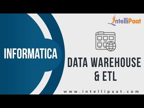 Data Warehouse & ETL in Informatica | Online Informatica Training