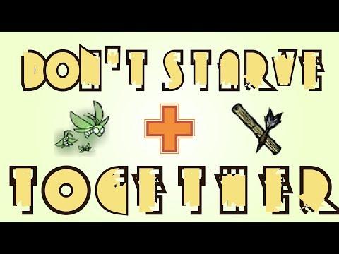 【阿飄日常】Don't starve 螢火蟲吹吹吹吹吹的打法! part 2