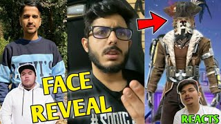 CarryMinati react on Total Gaming FACE REVEAL! | Dyland Pros Film? | TSG in Problem, Desi Gamer |