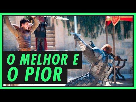 O MELHOR E O PIOR DE GAME OF THRONES | TAG