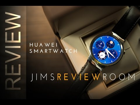 Huawei Smartwatch – REVIEW (Best Smartwatch for now?)