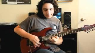 Gambar cover Solo From New Instrumental Album - Against Time - Metallo - Eric Maldonado