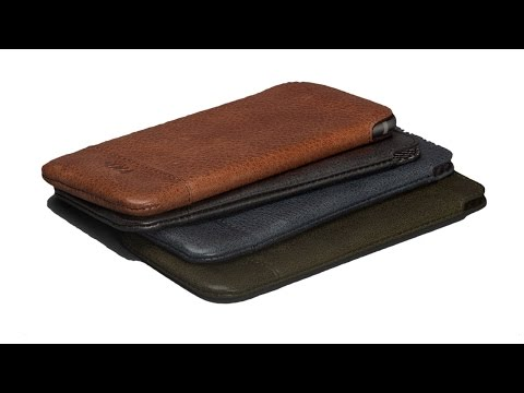Sena Heritage Ultra Slim Pouch for the iPhone 6 Plus