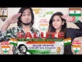 Aye Mere Watan Ke Logon || Lata Mangeshkar || Republic Day (26 Jan) Special Indian Reaction 🇮🇳😘