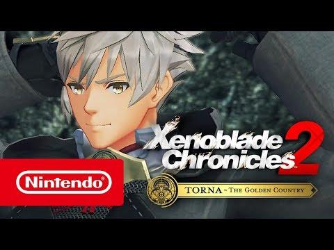 Torna the Golden Country de Xenoblade Chronicles 2