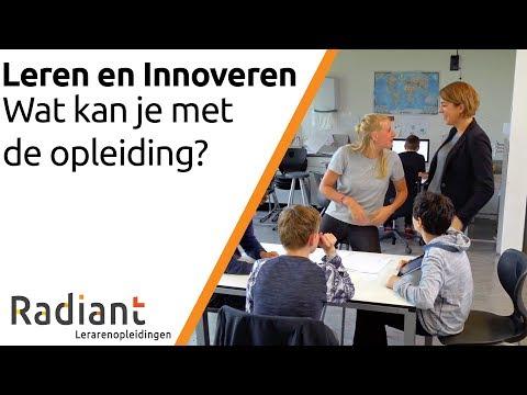 Mastervoorlichting Leren en Innoveren - Leren en Innoveren