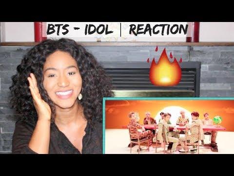 BTS (방탄소년단) 'IDOL' Official MV | REACTION