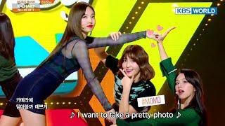 TWICE (트와이스)   LIKEY [Music Bank COMEBACK  2017.11.03]