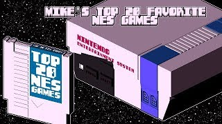 Top 20 Favorite Nintendo NES Games by Mike Matei - dooclip.me