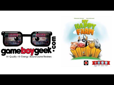 The Game Boy Geek Reviews My Happy Farm