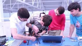 De Vigo a Stanford con aviones no tripulados
