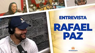 Rafael Paz aclara problema con Sergio Carlo – Lo que ocurrió con su Rap en el debate