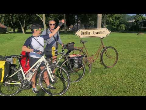 До МОРЯ на велосипедах  Трейлер к новому видео