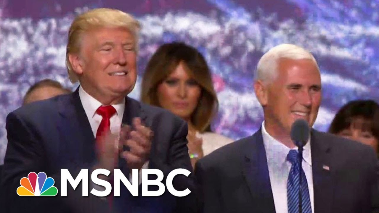 Mike Pence Not Without Options To Pay Legal Defense Bills | Rachel Maddow | MSNBC thumbnail