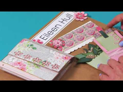 Book Club Chapter 2 by Eileen Hull | Sizzix