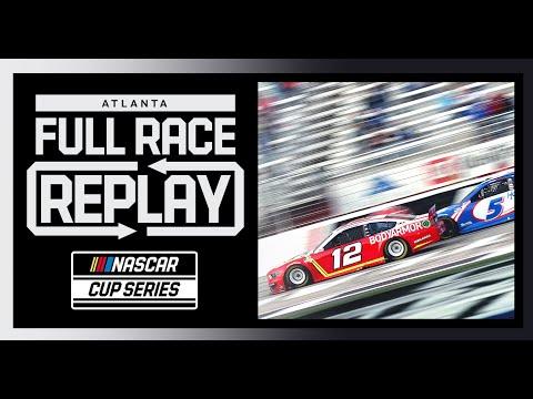 NASCAR フォールズ・オブ・オナー・クイックトリップ500(アトランタ・モータースピードウェイ)フルレース動画