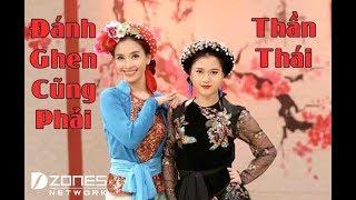 Lâm Vỹ Dạ Đánh Ghen Việt Hương Rất Sang Chảnh Và Thần Thái   Hài Mới 2018