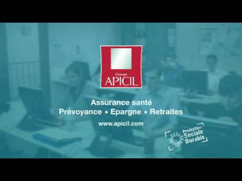 APICIL, Spot TV «Grippe» (2009)
