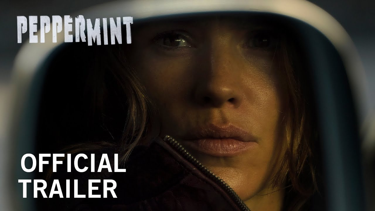 Video trailer för Peppermint | Official Trailer | In Theaters September 7th, 2018