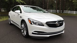 2017 Buick Lacrosse – Redline: First Drive