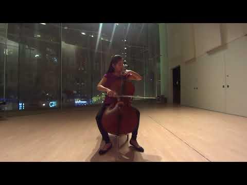 Bach 3 Prelude