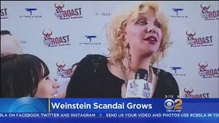 <b>Courtney Love</b> Warns About Harvey Weinstein In 2005 Video