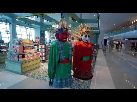 Soekarno-Hatta International Airport - Jakarta, Indonesia 🇮🇩[13 Feb 2018]