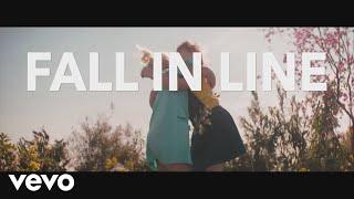 Gambar cover Christina Aguilera - Fall In Line feat. Demi Lovato - Behind The Scenes