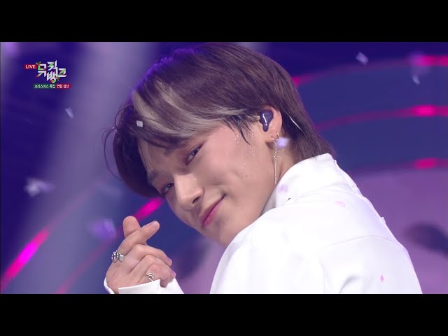 ATEEZ - Boy With Luv (BTS) & WONDERLAND [Music Bank / 2019.12.20.]