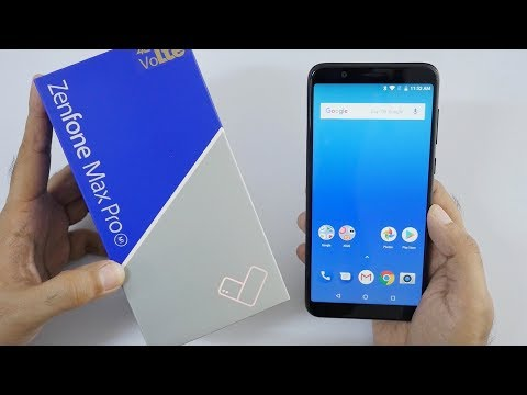 Asus Zenfone Pro Max New Mid-Range Smartphone Champ? Unboxing & Overview