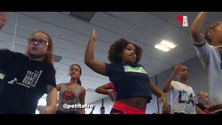 100% AfroDance Workshop Vol 2  Petit Afro  Ndombolo Dance
