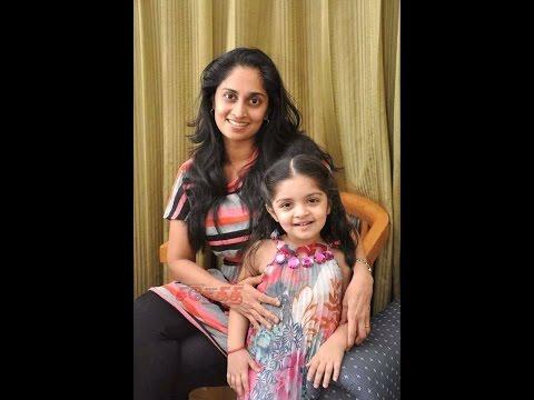 Shalini Ajith Kumar's Daughter Anoushka Cute Family Video