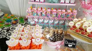 Candy Bar Unicornio