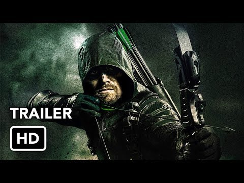 Arrow Season 6 (Full Promo)