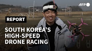 Top flight: South Korea's 18-year-old world drone champion | AFP