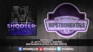 Lil Jay Ft. Kemoney - Shooter [Instrumental] (Prod. By @Calibaset of Pink Spryte) + DOWNLOAD LINK
