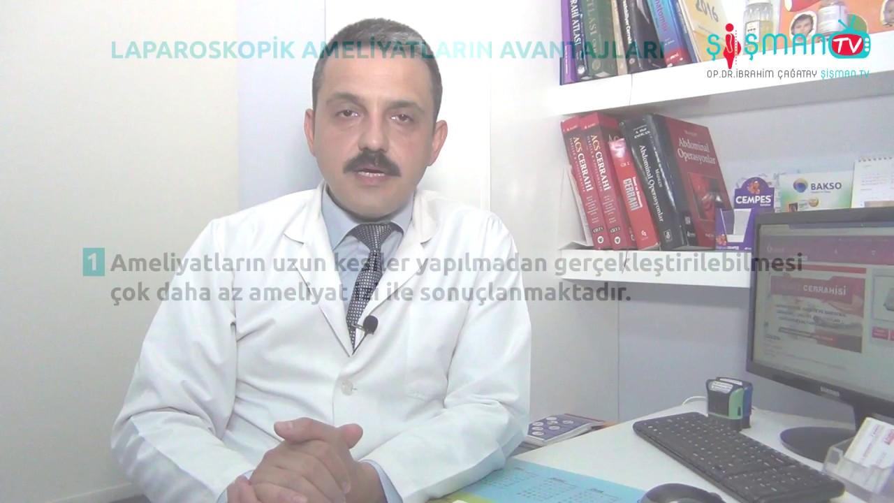 Laparoskopik Cerrahinin Avantajları