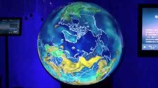 Earth Literacy Program〜環境教育コンテンツ事例:触れる地球儀〜