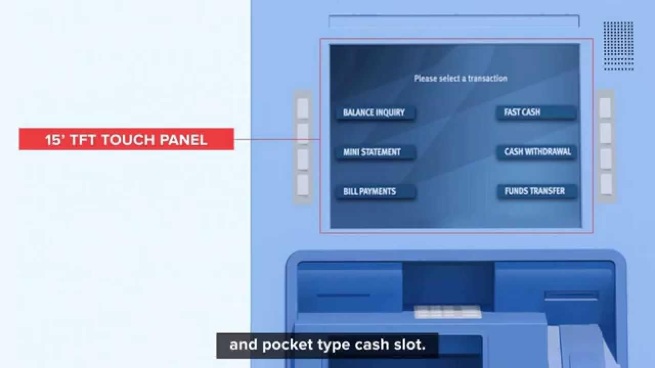 Hitachi ATM technology