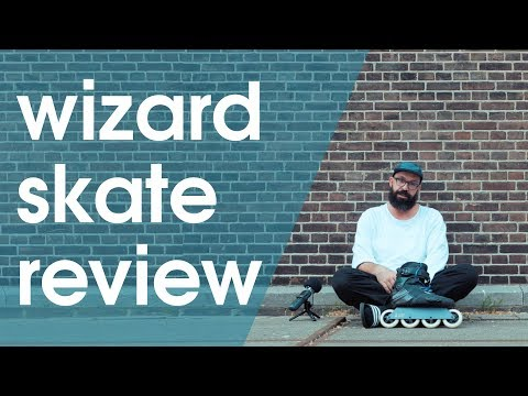THE WIZARD INLINE SKATES REVIEW // SEBA SX + WIZARD NR100