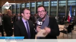 France: Quels sont les projets d'Emmanuel Macron pour la culture?