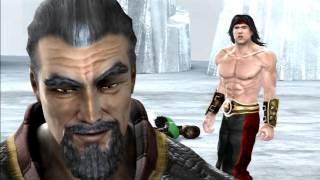MK VS DC Story (MK) Chapter 6 Shang Tsung