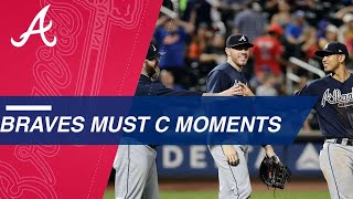 Must C: Top moments from the Braves