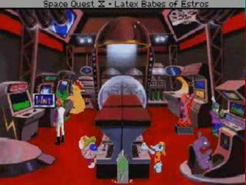 Great Moments In Video Game Humour: Space Quest IV… Or XII… Possibly X