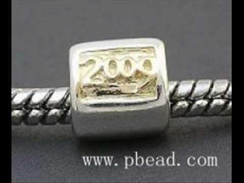 wholesales pandora 925 sterling silver beads.wmv